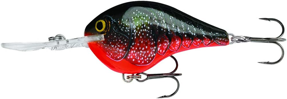 Rapala safety Dives-to 3 8 Oz Max 70% OFF Fishing lure 2 Red Size- Crawdad
