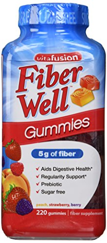 Vitafusion Fiber Well Gummies, 220Count