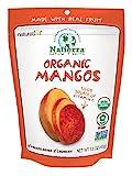 Natierra Nature's Organic Freeze-Dried Mangoes | Gluten Free & Vegan | 1.5 Ounce