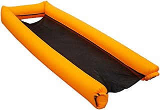 FOONEE Inflatable Pool Floats for Adults & Kids, Portable Pool Raft Water Hammock No Leak Ripstop Fabric Float Lounger, Fast Inflated No Pump Needed, Water Lounge with Storage Bag