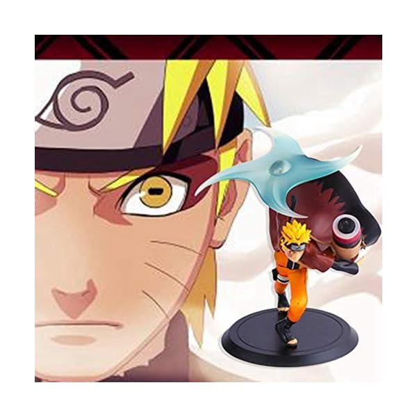 Figura de Ars-Bavaria de Naruto con Shippuden Uzumaki, figura de Naruto de PVC, figura de Sennin para coleccionistas… 5