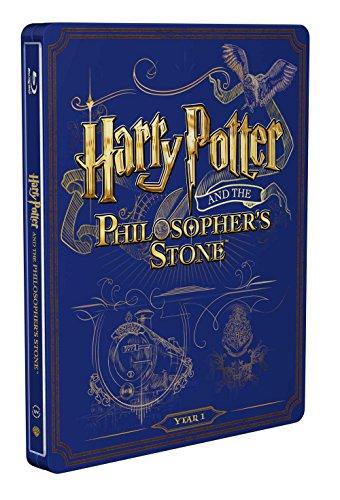 Harry Potter E La Pietra Filosofale Steelbook (Bs)