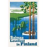 lubenwei Nordische Kunst Finnland Reise Helsinki Saimaa