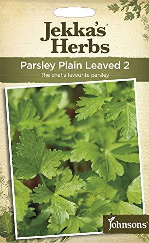 Portal Cool Johnsons - Jekka'S Herbes - Paquet Pictorial - Persil 2 - Plaine feuillues 1200 graines