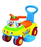 Fisher-Price 3-in-1 Push 'N Scoot Ride On