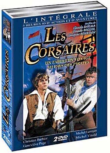 Coffret intégrale les corsaires - Coffret 2 DVD