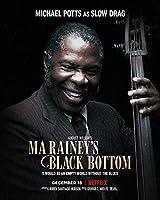 映画ポスター Ma Rainey's Black Bottom (2020)-マ・レイニーのブラックボトム(2020)- テーマポスター A3サイズ [インテリア 壁紙用] 絵画 アート 壁紙ポスター