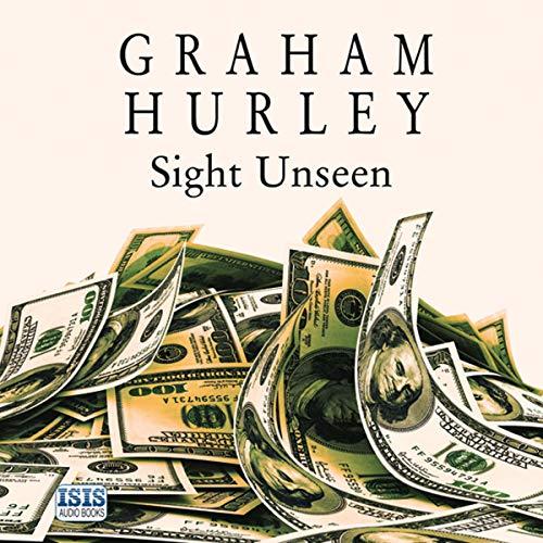 Sight Unseen audiobook cover art