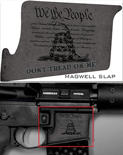 Ultimate Arms Gear UAG-MWS38529 Mag Wraps Magwell Slaps Stealth...
