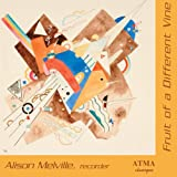 Fruit Of A Different Vine - Modern Works for Recorder