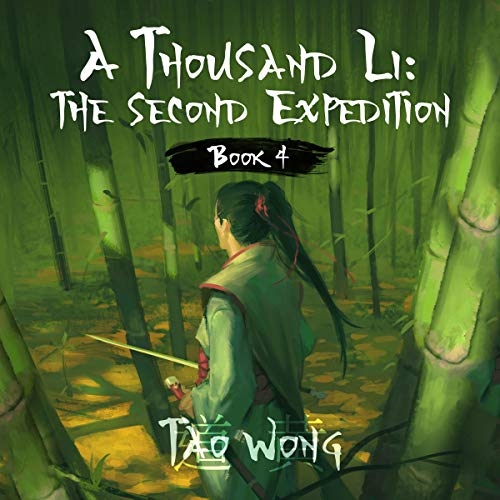 A Thousand Li: The Second Expedition cover art