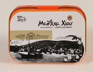 Chios Mastiha Medium Tears 20gr - Xios Mastic (METAL BOX)