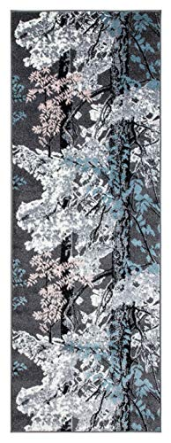 Vallila Harmonia - Alfombra (80 x 230 cm), Color Azul