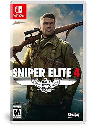 Sniper Elite 4 - Nintendo Switch