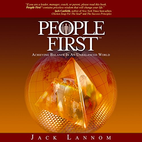 People First: Achieving Balance in an Unbalanced World audiobook cover art