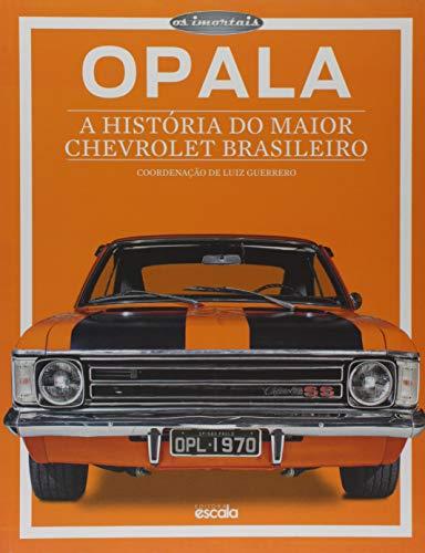Opala: A história do maior Chevrolet brasileiro