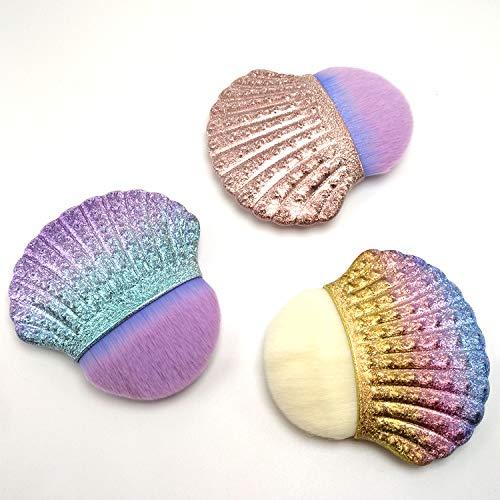 MPKHNM Nouveau shell brosse de fondation Best-seller des outils de beauté base de maquillage multifonctionnelle portable