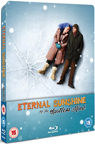Vergiss mein nicht - Eternal Sunshine of the Spotless Mind, Blu-ray, Steelbook ohne deutschen Ton, Zavvi exklusiv, Uncut,