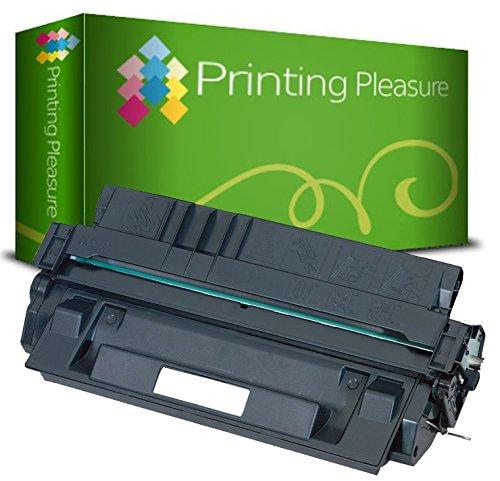 Printing Pleasure Toner kompatibel zu C4129X 29X für HP Laserjet 5000 5000DN 5000GN 5000LE 5000N 5100 5100DTN 5100LE 5100N 5100SE 5100TN - Schwarz, hohe Kapazität