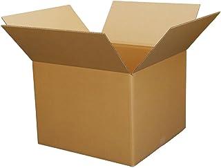 ボックスバンク ダンボール 引っ越し 段ボール箱 140サイズ 5枚セット【49×49×高さ32cm】 FD32-0001 強化材質