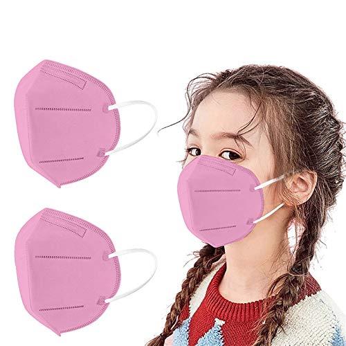 MIUYQ 50/100 Unidades Máscara Pasamontañas Cómodo Multicolor para Actividades al Aire Libre Escuela Fiesta