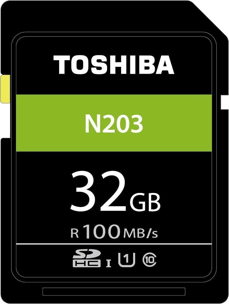 Toshiba Thn N203n0640e4 64gb N203 Klasse 10 Sd Karte Computer Zubehör