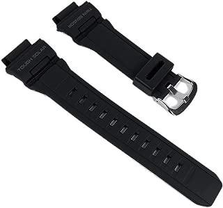 G-9300 Black Resin Strap