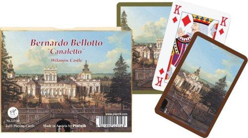 Gibsons Games Piatnik–Caneletto–Castello Wilanow, Doppio Mazzo