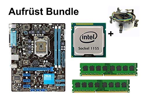 Aufrüst Bundle - ASUS P8H61-M LX + Intel i3-3225 + 4GB RAM #89149