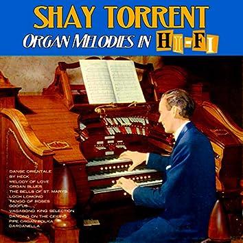 Organ Melodies In Hi-Fi