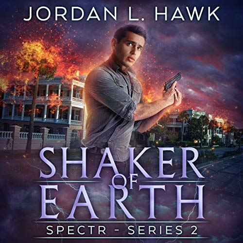 Shaker of Earth  audiobook cover art