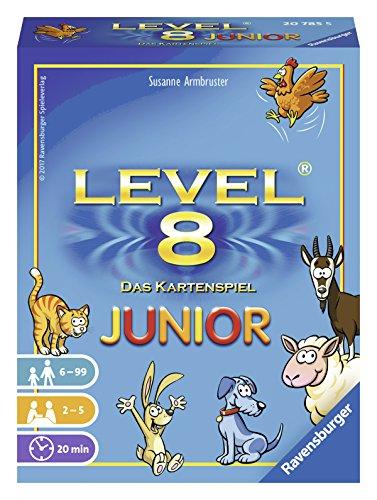 Ravensburger Kartenspiele 20785 - Level 8 – Junior