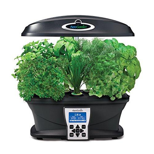 AeroGarden Ultra with Gourmet Herb Seed Pod Kit