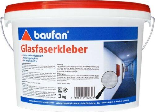 Baufan Glasfaserkleber 3kg