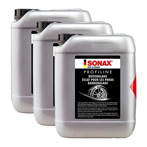 SONAX 3X 02355000 PROFILINE ReifenGlanz 5L