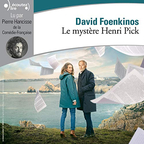 Le mystère Henri Pick audiobook cover art