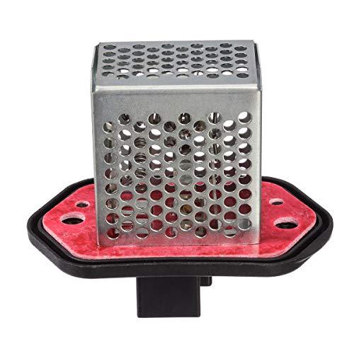 PartsSquare HVAC Heater Blower Motor Resistor 4P1666 JA1788 973549 79335-TF0-G01 Replacement for Honda Fit 2009 2010 2011 2012 2013 1.5L
