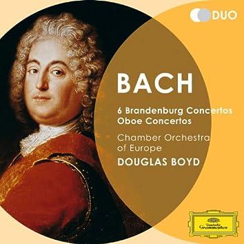 バッハ:ブランデンブルク協奏曲、オーボエ協奏曲