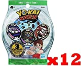 Yokai - Yo-Kai Watch PA3. Pack de 12 Sobres S3.