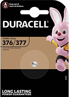 """DURACELL Pile oxyde argent""""Watch"""" 377/SR66 1,5 Volt"""