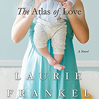 The Atlas of Love audiobook cover art