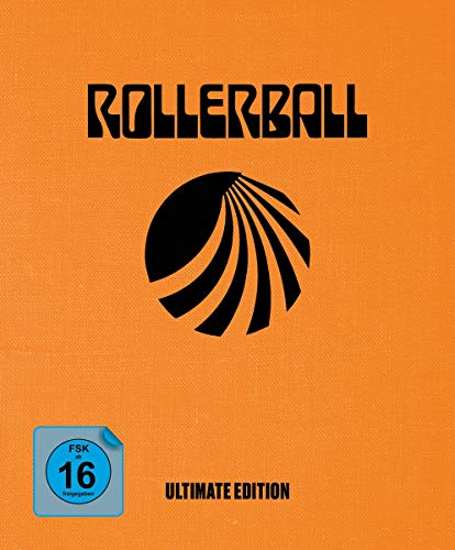 Rollerball - 5-Disc Ultimate Edition (4K Ultra HD/UHD + 3x Blu-Ray + Daten-Disc)