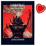 Unheilig: Gipfelstürmer - Das Liederbuch - das dritte Songbook der erfolgreichen Band - Bildmaterial und ganz persönliche Worte zu jedem
