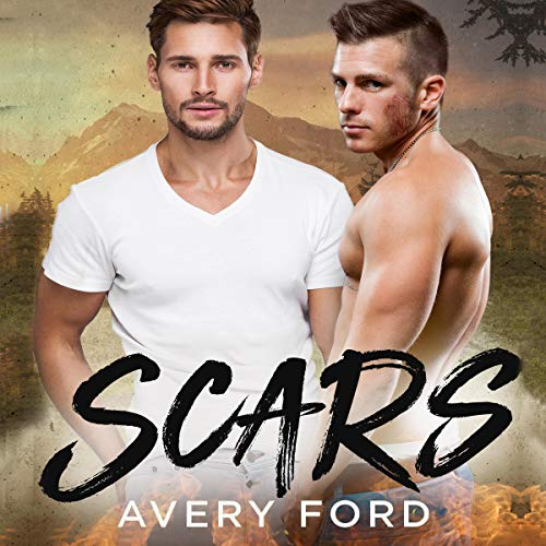 Scars: A Gay MM Romance Novel cover art