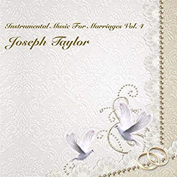 Instrumental Music for Marriages, Vol. 4