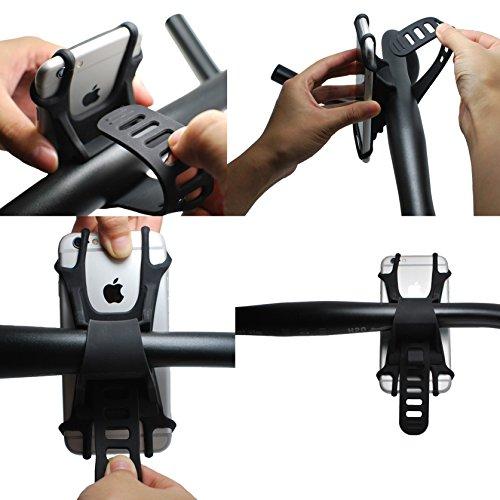 Porta Cellulare BTR in silicone - Facile da agganciare al tuo Passeggino/Carrozzina/TRIO