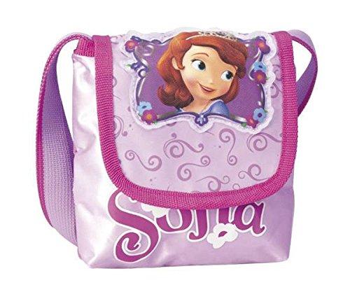 Sac enfant avec bandoulière et pattina Princess Sofia