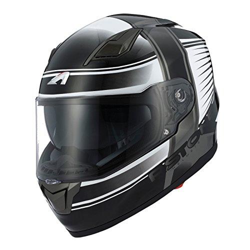 Astone Helmets GT900 GT900-PUL-BLXXL Motorradhelm, geschlossen