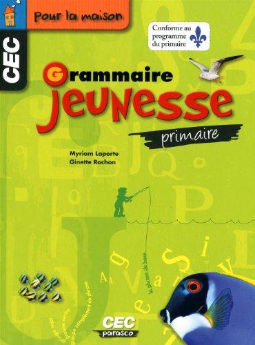 Grammaire jeunesse primaire