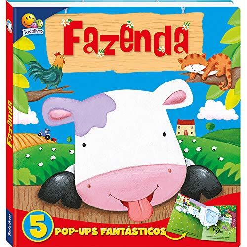 Pop-ups Fantásticos! Fazenda